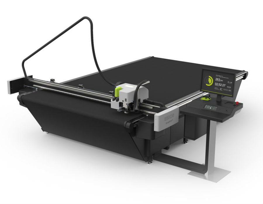 esko cutting table for sampling of packaging in pune